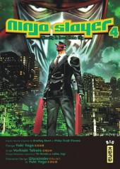 Ninja slayer  -4- Tome 4