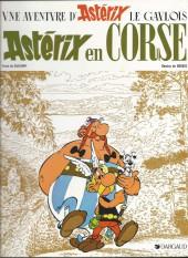 Astérix -20a84- Astérix en Corse