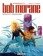 Bob Morane 8 (Intégrale Dargaud-Lombard) -5b08- Géants et Dinosaures