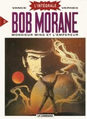 Bob Morane 8 (Intégrale Dargaud-Lombard) -3b04- Monsieur Ming et l'Empereur