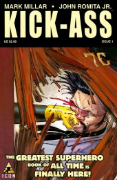 Kick-Ass (2008) -1- Kick-Ass #1