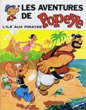 Popeye (MCL) -3- L'île aux pirates