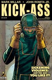 Kick-Ass (2008) -2a- Kick-Ass #2
