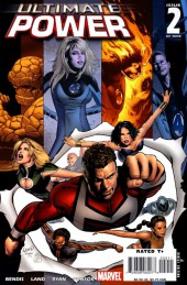 Ultimate Power (2006) -2- Ultimate Power #2