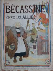 Bécassine -3- Bécassine chez les alliés