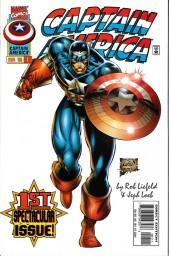 Captain America (1996) -1- Courage