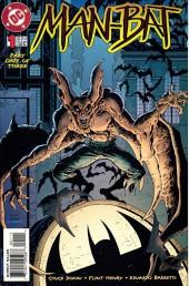 Man-Bat (1996) -1- Gotham Skies