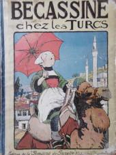 Bécassine -6- Bécassine chez les Turcs