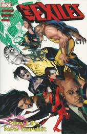 New Exiles (Marvel comics - 2008) -INT1- New Life, New Gambit