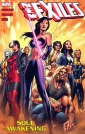 New Exiles (Marvel comics - 2008) -INT2- Soul Awakening