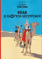 Tintin (en langues étrangères) -9Polonais- Krab o zlotych szczypcach
