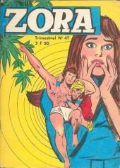 Zora -47- Kali le fils de la jungle : le grand héros