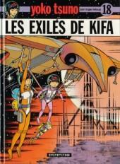 Yoko Tsuno -18a96- Les exilés de kifa