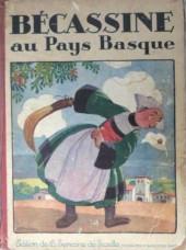 Bécassine -12- Bécassine au Pays Basque