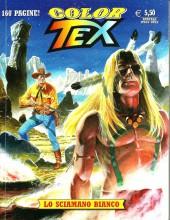 Tex (Color) -3- Lo sciamano bianco