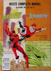 Un récit complet Marvel -Rec11- Album relié N°11 (du n°22 au n°23)