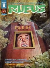 Rufus (Eerie en espagnol) -42- Experimento en terror
