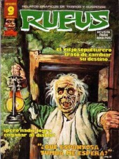 Rufus (Eerie en espagnol) -50- ¿ Qué espantosa tumba me espera ?