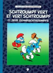 Les schtroumpfs - La collection (Hachette) -12- Schtroumpf vert et vert Schtroumpf