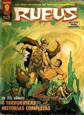 Rufus (Eerie en espagnol) -51- 8 terroríficas historias completas