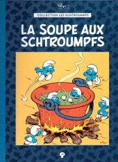 Les schtroumpfs - La collection (Hachette) -13- La soupe aux Schtroumpfs
