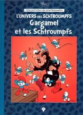 Les schtroumpfs - La collection (Hachette) -14- Gargamel et les Schtroumpfs