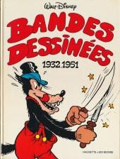 Bandes dessinées (Walt Disney) - 1932-1951