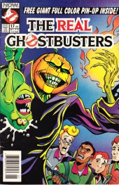 Real Ghostbusters (The) -17- Samhain-chanted evening