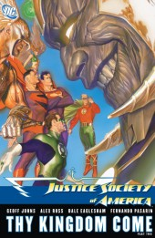 Justice Society of America (2007) -INT03- Thy Kingdom Come (Part Two)
