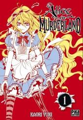 Alice in murderland -1- Tome 1