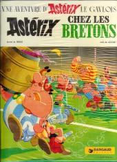 Astérix -8c1973- Astérix chez les Bretons