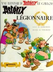Astérix -10b1973- Astérix légionnaire