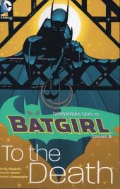 Batgirl (DC comics - 2000) -INT02- To the death