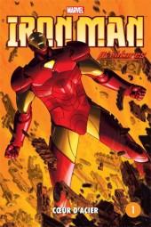 Iron Man - Les aventures -1- Cœur D'acier