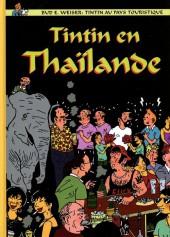 Tintin - Pastiches, parodies & pirates -1d- Tintin en Thaïlande