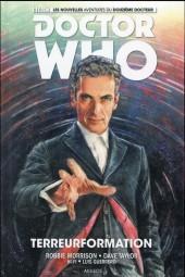 Doctor Who - Les nouvelles aventures du douzième docteur -1- Terreurformation