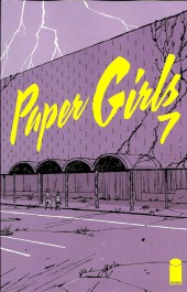 Paper Girls (Image comics - 2015) -7- Paper Girls