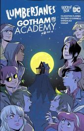 Lumberjanes/Gotham Academy (2016) -2- Lumberjanes / Gotham Academy Part 2 of 6