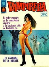 Vampirella (en espagnol) -16- El carnaval de la muerte