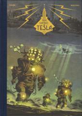 Les trois Fantômes de Tesla -1TL- Le mystère Chtokavien