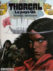 Thorgal -10b1993- Le pays Qâ