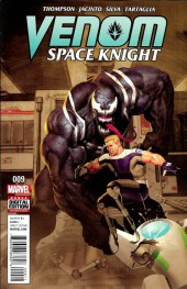 Venom: Space Knight (2016) -9- Issue 9