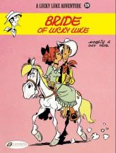 Lucky Luke (en anglais) -5459- Bride of lucky luke