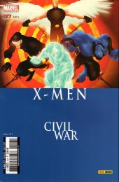 X-Men (Marvel France 1re série - 1997) -127- Civil war