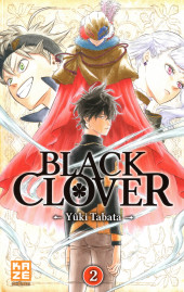 Black Clover -2- Tome 2