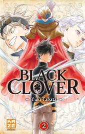 Black Clover -Num02- Chapitre 1 - Tome 2