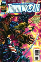 Thunderbolts Vol.1 (Marvel Comics - 1997) -1- Justice... Like Lightning! (Second Printing)