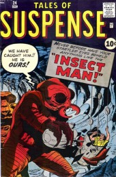 Tales of suspense Vol. 1 (Marvel comics - 1959) -24- Insect Man