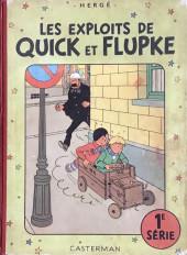 Quick et Flupke -3- (Casterman, couleurs) -1- 1e série