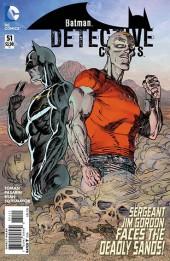 Detective Comics (2011) -51- Our Gordon at war